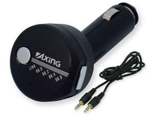 多摩電子工業 BLuetooth4.1搭載 FMトランスミッターAUX出力付 TKTB05AXK 1コ・・・