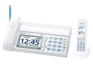 パナソニック オート呼出音量&着信お知らせLEDを親機に搭載 KX-PD715DL-W ・・・