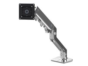 HX Desk Monitor Arm 45-475-026 [polished aluminum]