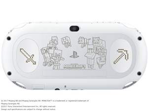 PlayStation Vita (プレイステーション ヴィータ) Minecraft Special Edition・・・