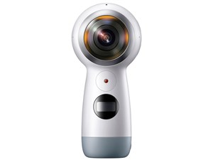 サムスン 全天球カメラ Gear 360(2017) VALUE Kit付き SM-R210NZWAXJP