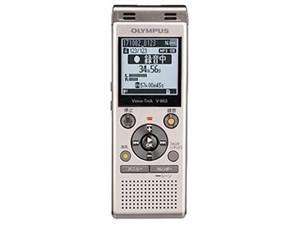 オリンパス【OLYMPUS】8GB ICレコーダー Voice-Trek V-863-GLD(シャンパンゴ・・・