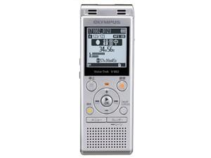 オリンパス【OLYMPUS】4GB ICレコーダー Voice-Trek V-862-SLV(シルバー)★【・・・