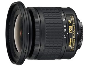 AF-P DX NIKKOR 10-20mm f/4.5-5.6G VR/Nikon