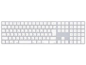Apple Magic Keyboard テンキー付き (JIS) MQ052J/A シルバー
