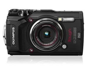 オリンパス 防水タフデジタルカメラ OLYMPUS Tough TG-5 [ブラック]