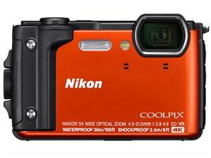 【SDHCカード8GB付き】 COOLPIX W300 [オレンジ] 【送料無料】平日AMは即日・・・