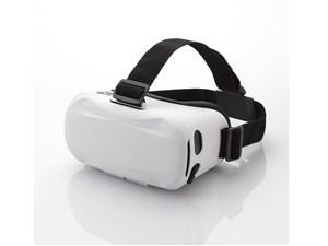 エレコム VRグラス(イヤホン一体型タイプ) P-VRGEI01WH