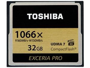 EXCERIA PRO CF-AX032G [32GB] 通常配送商品