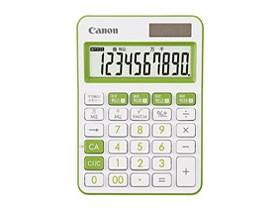 キヤノン 電卓 LS-105WUC GR LS-105WUC-GR 4549292094848