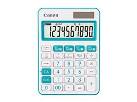 キヤノン 電卓 LS-105WUC BL LS-105WUC-BL 4549292094886