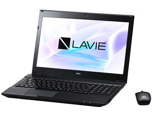LAVIE Note Standard NS700/HAB PC-NS700HAB [クリスタルブラック]
