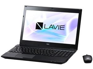 PC-NS350HAB [クリスタルブラック] LAVIE Note Standard NS350/HAB NE・・・