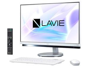 LAVIE Desk All-in-one DA770/HAW PC-DA770HAW [ファインホワイト]