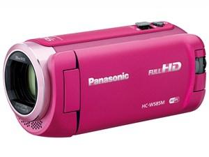 HC-W585M-P [ピンク] 通常配送商品