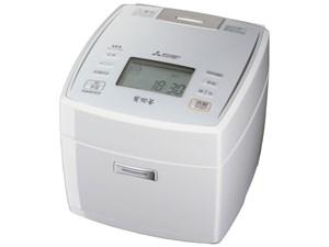 三菱【備長炭 炭炊釜】5.5合 NJ-VV108【第2/S】