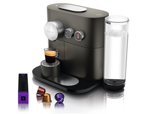 ネスプレッソ Nespresso エキスパート ネスプレッソコーヒーメーカー グレー・・・