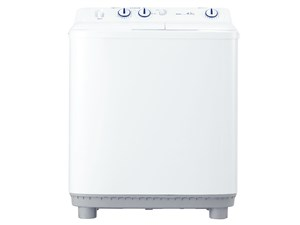 JW-W45E-W ハイアール 4.5Kg 二槽式洗濯機
