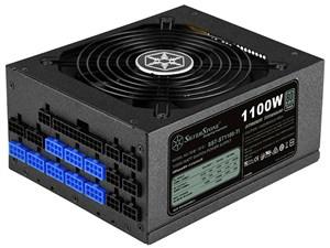 SILVERSTONE製 PC電源 SST-ST1100-TI 1100W