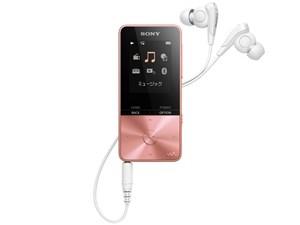 NW-S315 (PI) [16GB ライトピンク] 通常配送商品