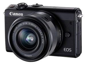 EOS M100 EF-M15-45 IS STM レンズキット [ブラック]