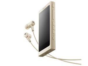 NW-A45HN (N) [16GB ペールゴールド] 通常配送商品