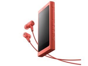 ソニー SONY ウォークマン Aシリーズ 16GB トワイライトレッド NW-A45HN(R)