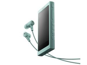 ソニー SONY ウォークマン Aシリーズ 16GB ホライズングリーン NW-A45HN(G)