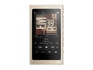 SONY ウォークマン Aシリーズ NW-A45(N) ペールゴールド/16GB