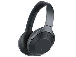 SONY ワイヤレスノイズキャンセリングヘッドホン WH-1000XM2(B)