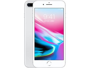 APPLE iPhone 8 Plus 256GB SIMフリー MQ9P2J/A シルバー