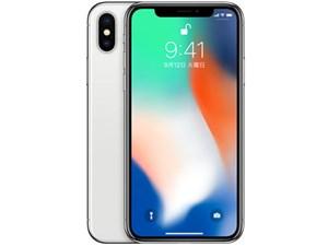 iPhone X 64GB SIMフリー [シルバー] (SIMフリー)