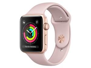 Apple Watch Series 3 GPSモデル 42mm MQL22J/A [ピンクサンドスポーツバンド・・・