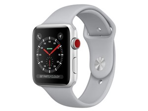 Apple Watch Series 3 GPS+Cellularモデル 42mm MQKM2J/A [フォッグスポーツ・・・