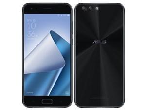 ASUS ZenFone 4 SIMフリー [ミッドナイトブラック] (SIMフリー・・・