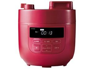 siroca 電気圧力鍋 レッド SP-D131