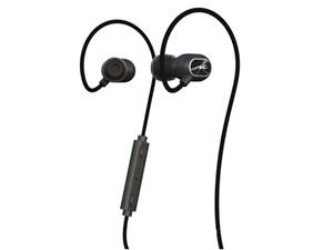 RADIUS Bluetoothイヤホン new ear IPX6・防滴仕様 スポーツタイプ ブラック ・・・