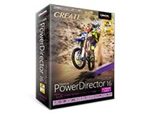 PowerDirector 16 Ultimate Suite 通常版