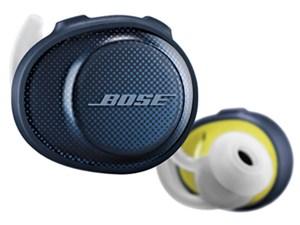 SoundSport Free wireless headphones [ミッドナイトブルー×イエローシトロ・・・