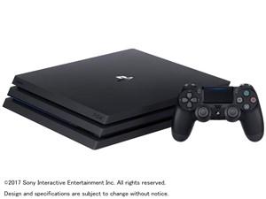 SONY プレイステーション4 Pro HDD 1TB ジェット・ブラック CUH-7100BB0・・・