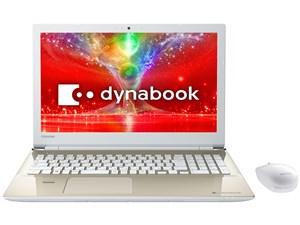 dynabook T55 T55/EG PT55EGP-BJA2 [サテンゴールド]