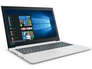 Lenovo製 ノートPC ideapad 320 80XL03A3JP ブリザードホワイト