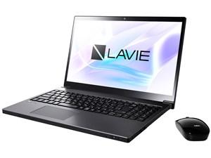 LAVIE Note NEXT NX850/JAB PC-NX850JAB [グレイスブラックシルバー] 商品画像1:マルカツ商事