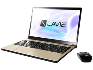 PC-NX850JAG [グレイスゴールド] LAVIE Note NEXT NX850/JAG NEC