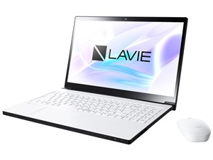 LAVIE Note NEXT NX750/JAW PC-NX750JAW [グレイスホワイト]