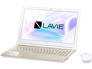 LAVIE Note Standard NS700/JAG PC-NS700JAG [シャンパンゴールド]