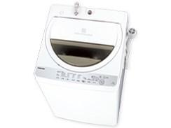 AW-7G6-W 全自動洗濯機 7kg 東芝 商品画像1:セイカオンラインショップ