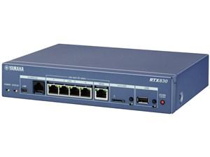 YAMAHA製 ギガアクセスVPNルーター RTX830