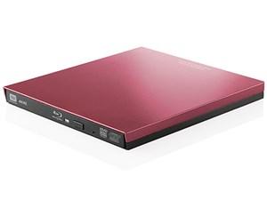 ロジテック Blu-rayディスクドライブ/USB3.0/スリム/再生&編集ソフト付/UHDBD・・・