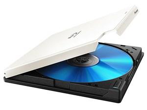 パイオニア RoHS準拠 USB3.0外付ポータブルBD/DVDライター ホワイト BDR-XD07・・・